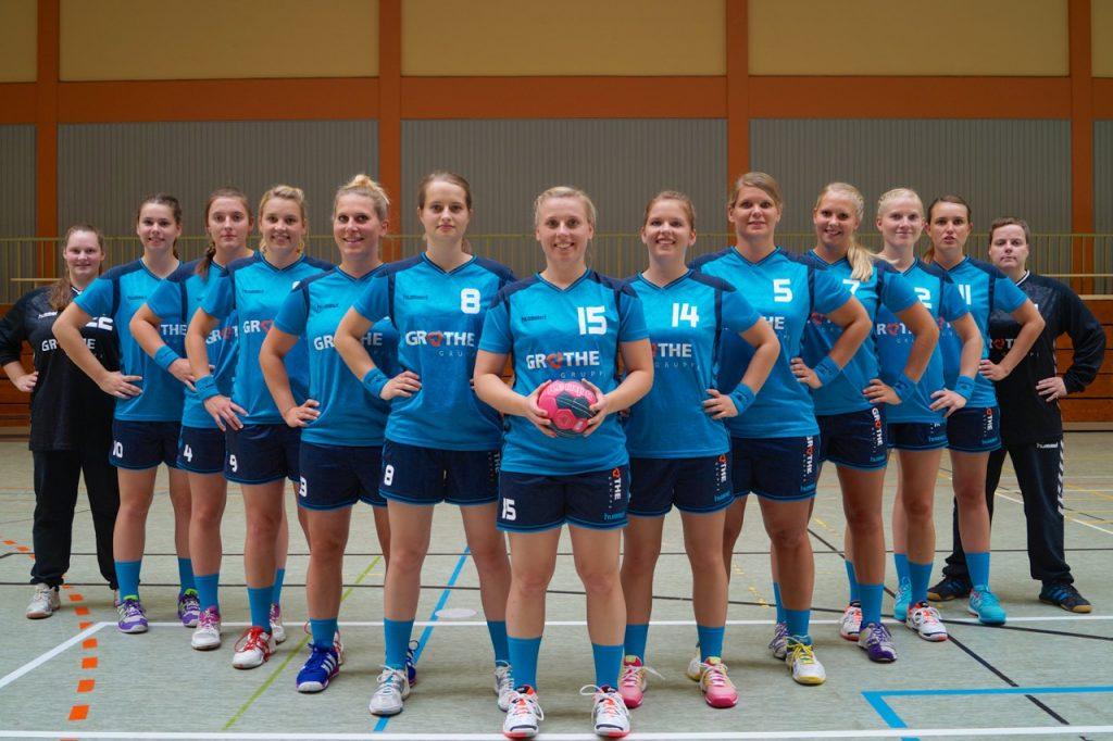 Kader Erste Mannschaft 2016/17