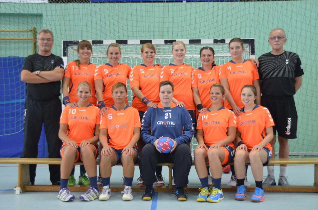 Kader Erste Mannschaft 2014/2015