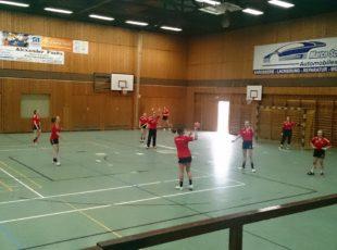 JSG Engers/Kruft Rheinlandliga w/B-Jugend   Doppelter Punkteverlust im letzten Auswärtsspiel