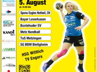 Wittlicher Handball-Cup 2018