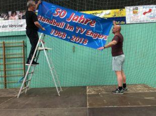 50 Jahre TV Engers Handball und 15 Jahre Förderverein