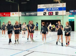 JSG Engers/Kruft Rheinlandliga w/A-Jugend-Erneut kein Sieg für die JSG