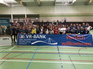 8. Handball VR-Bank Cup des TV Engers war ein voller Erfolg