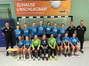 B-Jugend: Siegesserie reißt im Spitzenspiel