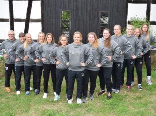 Empfindliche Niederlage für die 1. Damen des TV Engers                                         Bannberscheid gewinnt mit 28:15 ( 14:7)