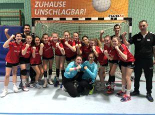 B-Jugend schlägt den Tabellennachbarn aus der Westpfalz deutlich mit 33 – 23
